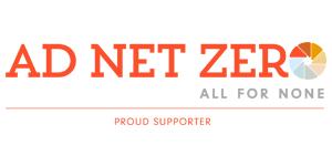 ad net zero logo